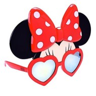 Youth Sunstaches Disney's Minnie Mouse Sunglasses