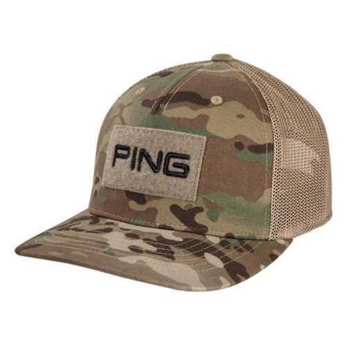 Ping Multicam Golf Hat
