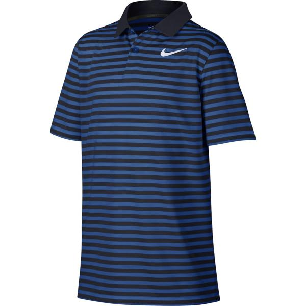 4a34a85e3 ... Boys  Nike Dry Victory Striped Golf Polo Tap to Zoom  University  Red White White Tap to Zoom  Gym Blue Obsidian Black