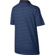 Grade School Boys' Nike Dry Victory Striped Golf Polo