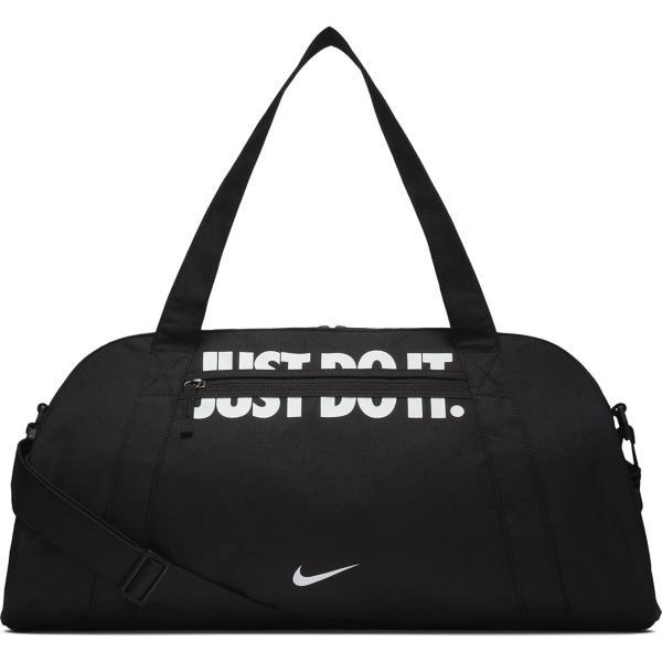 ... Women s Nike Gym Club Training Duffle Bag Tap to Zoom  Black Black White 3f75ce6e5
