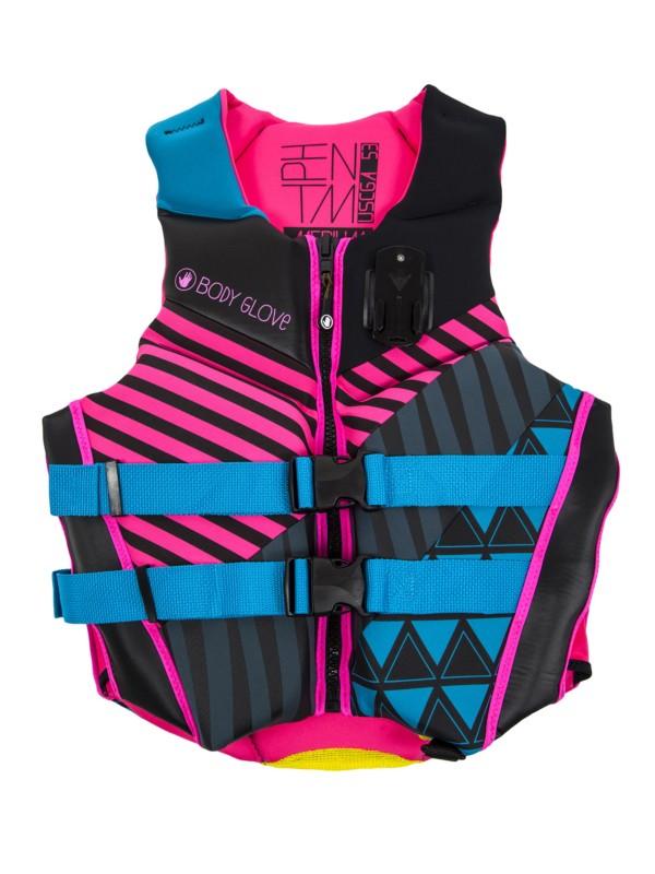 Aqua/Pink