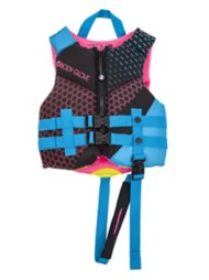 Girls' Body Glove USCGA Phantom Child Life Vest