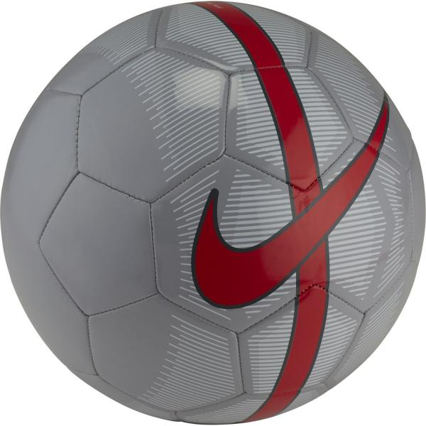 026192f5a ... Nike Mercurial Fade Soccer Ball Tap to Zoom  Wolf Grey Pure  Platinum Bright Crimson