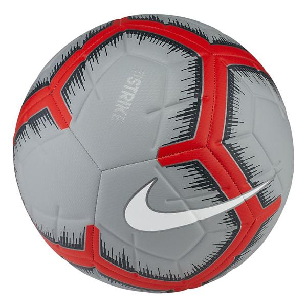 461d804a0 ... Nike Strike Soccer Ball Tap to Zoom; Pure Platinum/Wolf Grey/White