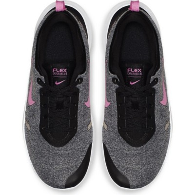 c5fdbe1acc48 ... Pure Platinum Psychic Pink-Black Tap to Zoom  Women s Nike Flex  Experience RN 8 Running Shoes
