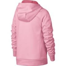 Grade School Girls' Nike Therma Swoosh Cowel Neck Training Hoodie