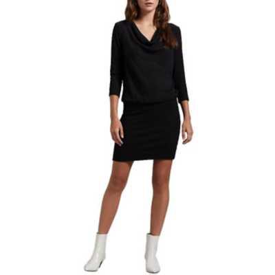 Women's Michael Stars Cecile Cowl Neck Dress