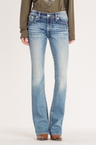 Women's Miss Me Step To It Bootcut Jean