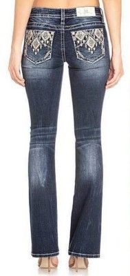Women's Miss Me Dream Catcher Bootcut Pant