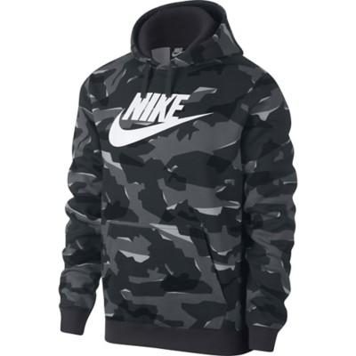 c2f796bc9fbf0 Men's Nike Sportswear Club Camo Hoodie   SCHEELS.com