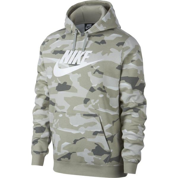 premium selection dd397 a5300 Men's Nike Sportswear Club Camo Hoodie