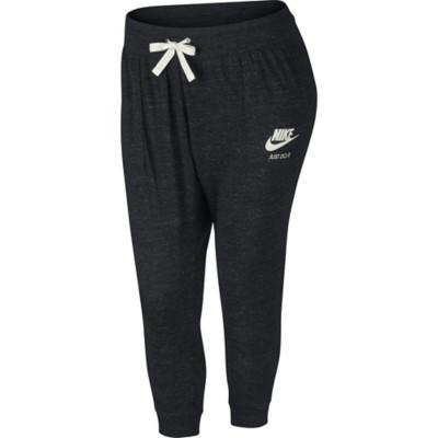 Women's Nike Plus Size Sportswear Gym Vintage Capri