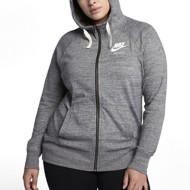 Women's Nike Sportswear Gym Vintage Hoodie - Extended Sizes