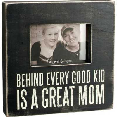 Primitives by Kathy Great Mom Box Frame