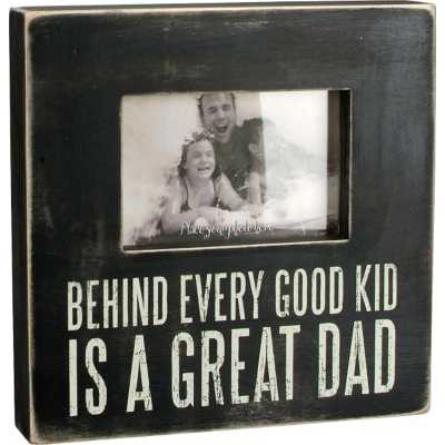 Primitives by Kathy Great Dad Box Frame