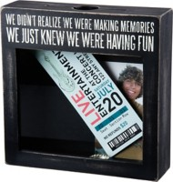 Primitives By Kathy Making Memories Shadow Box
