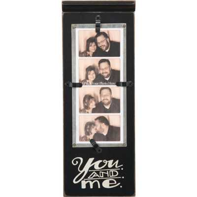 Primitives By Kathy Photo Booth You And Me Frame