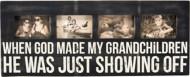 Primitives by Kathy Made Grandchildren Box Frame