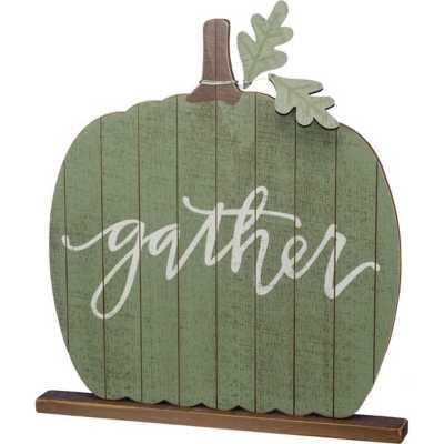 Primitives by Kathy Slat Sitter - Gather