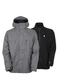 Men's 686 Enterprises Authentic Smarty Form Jacket