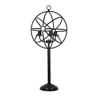 Crestview Collection Global Table Lamp