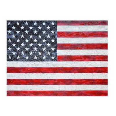Crestview Collection USA Canvas Painting