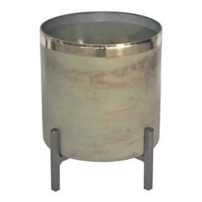 Crestview Collection Claire Candle Holder