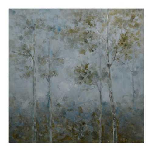 Crestview Collection Serene Forest Canvas