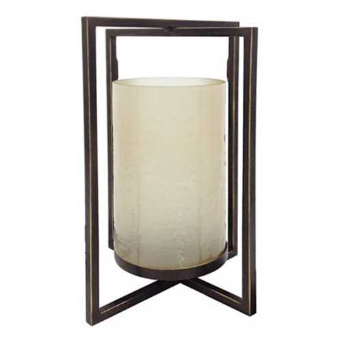 Crestview Collection Danson Caged Hanging Candleholder