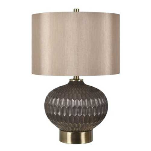 Crestview Collection Bowen Faceted Table Lamp
