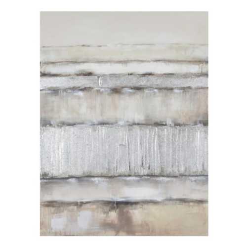 Crestview Collection Faint Lines Canvas
