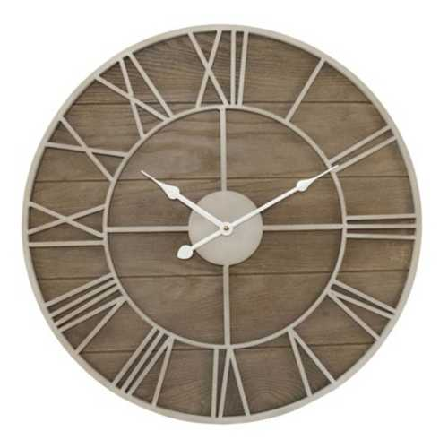 "Crestview Collection ""Around The Clock"" Wall Clock"