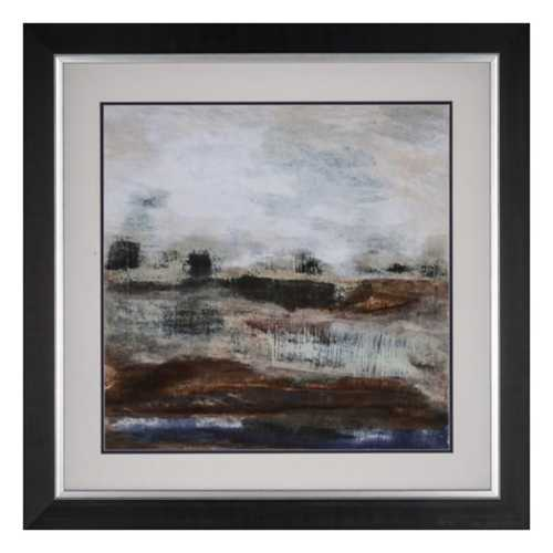 Crestview Collection Cadence II Framed Canvas