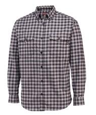 Men's Wolverine Drummond Long Sleeve Flannel Shirt