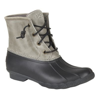 Women's Sperry Saltwater Leather Duck Boots