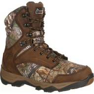 Men's Rocky Retraction Waterproof 800g Insulated Hunting Boots