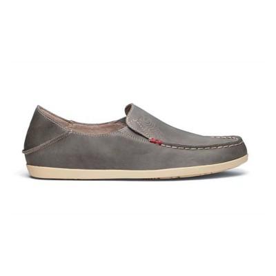 Women's OluKai Nohea Nubuck Slip On Shoes