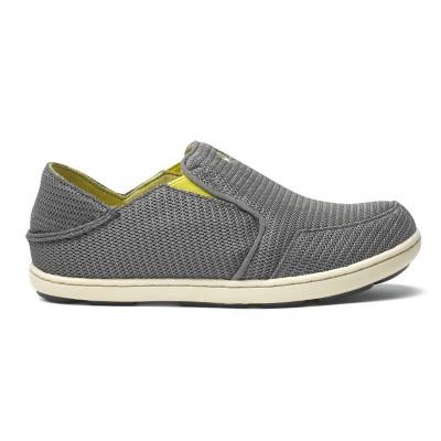 Grade School Boys' OluKai Nohea Mesh Slip On Shoes