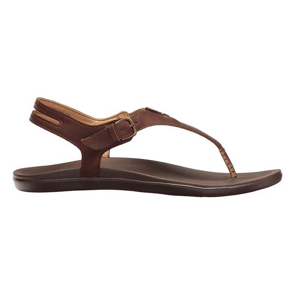 6ade65fd1fdd ... Women s OluKai  Eheu Sandals Tap to Zoom  Pewter Charcoal Tap to Zoom   Kona Coffee Kona Coffee Tap to Zoom  Black Black