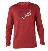 Men's Fox Riders Planned Out Long Sleeve Shirt