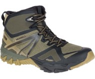 MEN'S Merrell MQM FLEX MID WATER PROOF LIGHT HIKING BOOTS