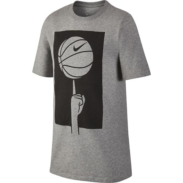 d02e062c02ae Youth Boys  Nike Dry Basketball T-Shirt