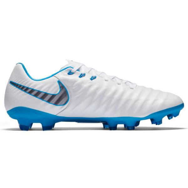5efe1cf9a ... Nike Legend 7 Pro FG Soccer Cleats Tap to Zoom  White Mtlc Cool Grey- Blue Hero