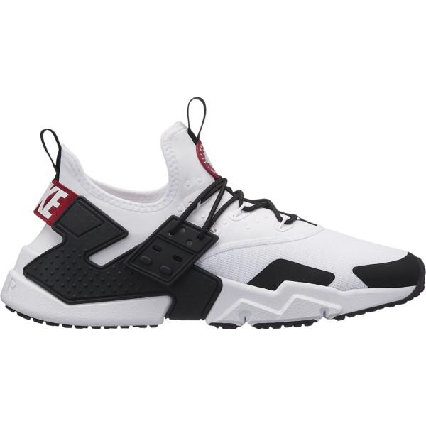 White/Gym Red-Black-White