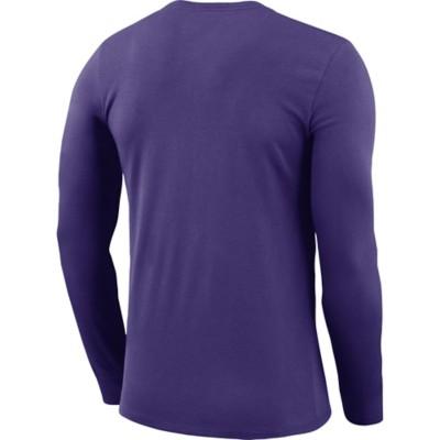 Men's Nike NFL Minnesota Vikings Dri-FIT Long Sleeve Shirt