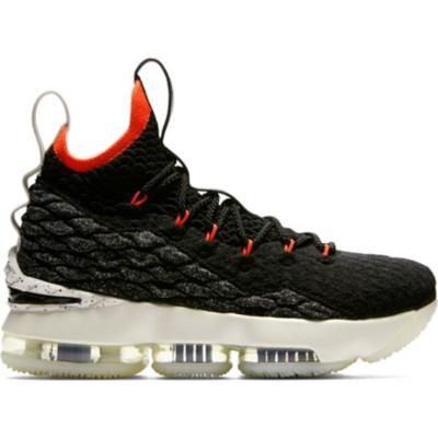 Grade School Boys' LeBron XV Basketball Shoes