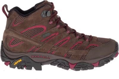 4c98f24f63 Women's Merrell Moab 2 Mid Waterproof Hiking Boots