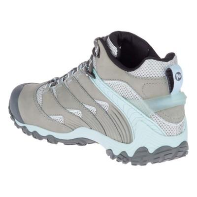 84defa86fbf Women's Merrell Chameleon 7 Mid Waterproof Hiking Boots