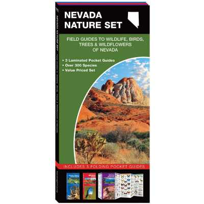 Waterford Press Nevada Nature Guide